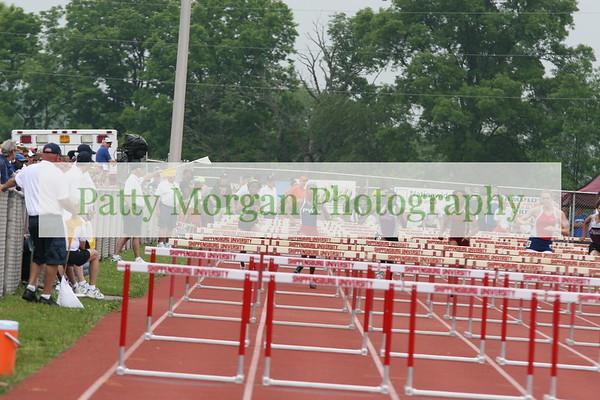 PIAA State Championships 100m hurdles Emerald Walden-Shannon Daniels-Ryanne Baldwin