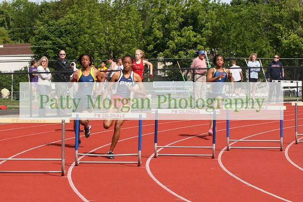 SOL American Conference -Girls 300m Hurdles