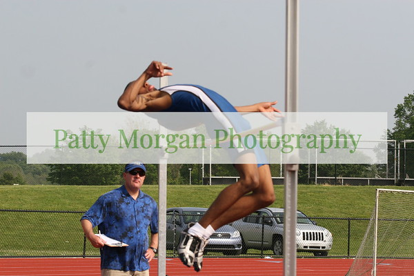 SOL American Conference Championships- Boys HIgh Jump