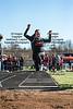 VB's Annie Mowrey in the long jump.