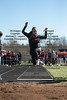 VB's Annie Mowrey in the long jump.