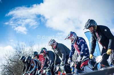 Deep South Winter Series Round 5, Bournemouth BMX Club, Iford, Dorset, ENGLAND, UK