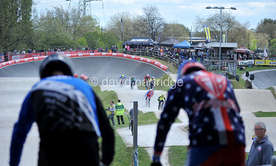 HSBC UK BMX National Series Rounds 3 & 4, Birmingham Bike Park, Perry Barr, Birmingham, ENGLAND