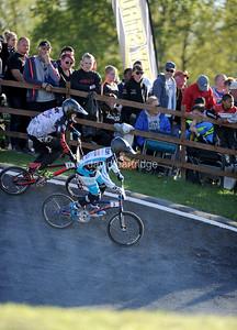 HSBC UK BMX National Series Rounds 3 & 4, Birmingham Bike Park, Perry Barr, Birmingham, ENGLAND
