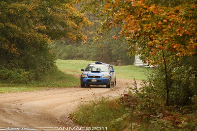 Black River Stages Rally 2011