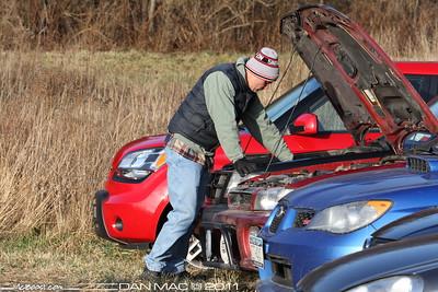 CNY SCCA RallyCross 12-11-11