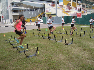 Track & Field Training