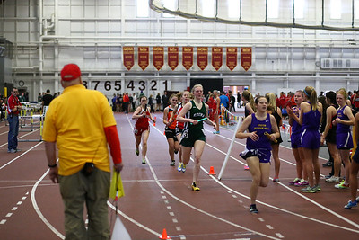 Track meet 4-20-2013: Armstrong invite indoors at U of M