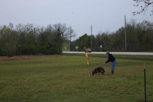 2007 March TD/TDX Test