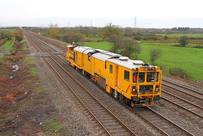 Tamper at Marshfield on the 19th November 2015