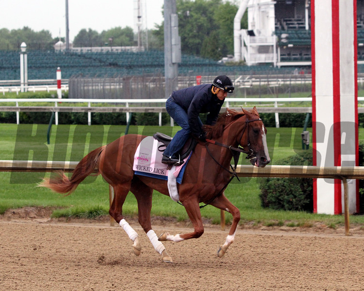 Wicked Lick Kentucky Oaks Chad B. Harmon