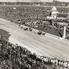 Count Fleet winning the 1943 Kentucky Derby at Churchill Downs.