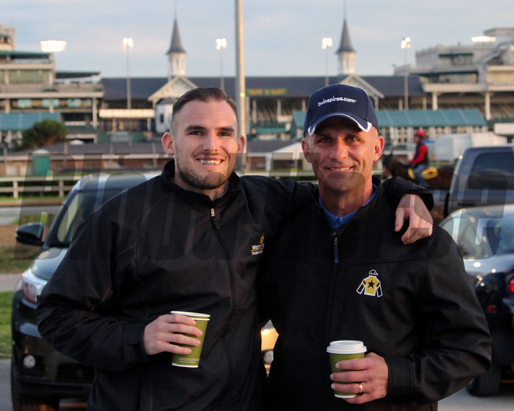 Terry & Ryan Finley Churchill Downs Kentucky Derby