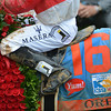 Joel Rosario and Orb wins the 139th Kentucky Derby.<br /> Courtney V. Bearse Photo