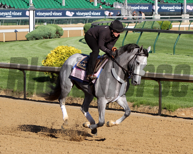 Sailor's Valentine Kentucky Oaks Chad B. Harmon