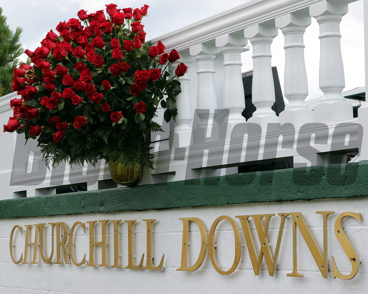 Churchill Downs Roses Chad B. Harmon