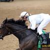 Rachel Alexandra, Calvin Borel win KY Oaks 2009, churchill downs<br /> Mathea Kelley Photo