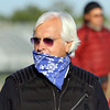Bob Baffert at Churchill Downs on April 26, 2021. Photo By: Chad B. Harmon