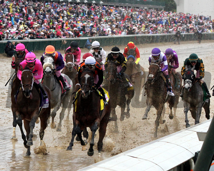 Kentucky Oaks 1st Time By Chad B. Harmon