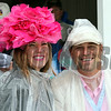 Kentucky Oaks attire Chad B. Harmon