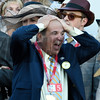 Owner Anthony Bonomo Sr. reacts after winning the 143rd running of the Kentucky Derby May 6, 2017 in Louisville, Kentucky.  Photo by Skip Dickstein