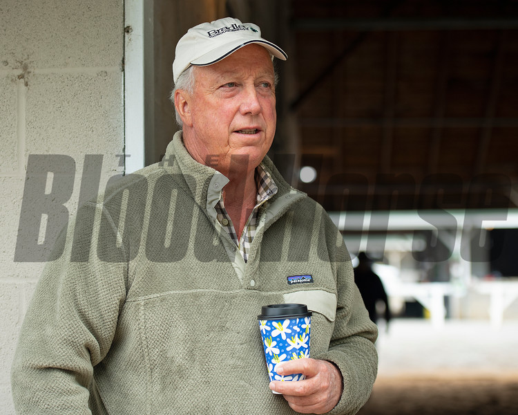 Pete Bradley<br /> Kentucky Derby and Oaks horses, people and scenes at Churchill Downs in Louisville, Ky., on April 25, 2021.