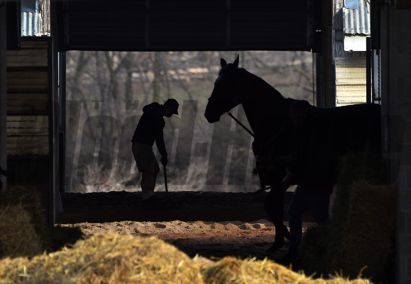 Keeneland Training Center