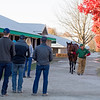 Hip 2847 Conquest Assassin<br /> Conquest Stables show at Lane's End consignment, with Allaire Ryan (with Lane's End). <br /> Keeneland November Sales on Nov. 13, 2016, in Lexington, Ky.