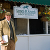 James B. Keogh, plus Lane's End stallions and Keeneland ring<br /> Keeneland November Sales on Nov. 11, 2016, in Lexington, Ky.