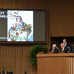 Lot 131 sells for 240,000 (plus taxes is 276,000 by Andre Pater called Red ArrowKeeneland sport art auction at Keeneland in Lexington, Ky., on Nov. 21, 2016, in Lexington, Ky.