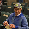 Buyer David Meah with Rockingham Ranch<br /> Hip2950 brings $735,000 from Rockingham Ranch<br /> Keeneland November Sales on Nov. 15, 2016, in Lexington, Ky.