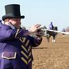Bugler at Keeneland in Lexington, Ky. on Nov. 6, 2020.