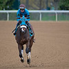 Corey Lanerie on Bode by You in the Race 3.<br /> Scenes at Keeneland near Lexington, Ky., on April 15, 2021. .