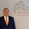Drew Fleming with Breeders' Cup at Keeneland in Breeders' Cup Lexington office on<br /> Feb. 19, 2020 Keeneland in Lexington, KY.