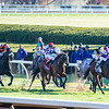 OrderofAustralia ridden by Christophe Soumillon wins the $2M Breeders' Cup Mile G1 at Keeneland Race Course Saturday Nov. 7,  2020 in Lexington, KY.  Photo by Skip Dickstein