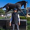 Mike Smith<br /> at  Oct. 28, 2019 Santa Anita in Arcadia, CA.