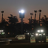 track maintenance<br /> Horses and scenes at  Oct. 26, 2019 Santa Anita in Arcadia, CA.