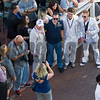 Chromies in costume<br /> Paddock scenes before the Classic (gr. I) at Santa Anita on Nov. 5, 2016, in Arcadia, California.