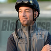 Caption:  Aaron Gryder<br /> Scenes at Santa Anita in preparation for Breeders' Cup  in California on Oct. 27, 2014.<br /> 1Origs10_27_14 image<br /> Photo by Anne M. Eberhardt
