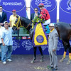 Caption: Trinniberg with Willie Martinez wins the XpressBet Sprint<br /> Breeders' Cup races at Santa Anita near Arcadia, California, on Nov. 3, 2012.<br /> BCRACES2012        Sprint  image<br /> Photo by Anne M. Eberhardt