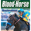 August 4, 2012 Issue 32 Cover of The Blood-Horse with Paynter winning the Haskell at Monmouth.<br /> <br /> © The Blood-Horse