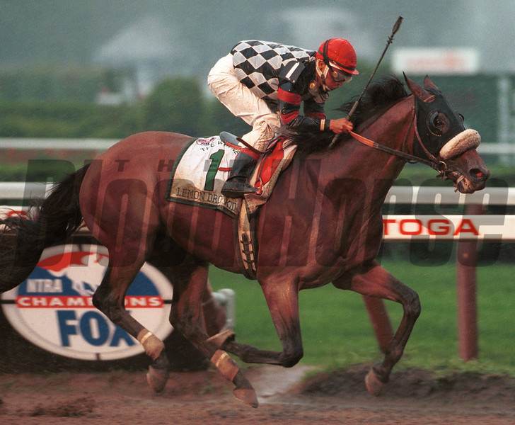 Lemon Drop Kid, Edgar Prado, Whitney Handicap, G1, Saratoga, August 6, 2000