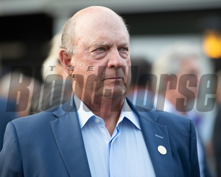 Fred Hertrich<br /> Sales scenes at Fasig-Tipton in Saratoga Springs, N.Y. on Aug. 9, 2021.
