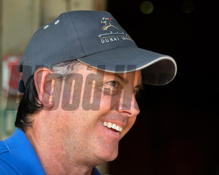 Bret Calhoun<br /> Saratoga racing scenes in Saratoga Springs, N.Y. on Aug. 5, 2021.