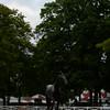 Sea Hero statue at Saratoga<br /> Coglianese Photos/Susie Raisher