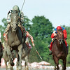 Victory Ride, Edgar Prado, Test Stakes, G1, Saratoga, July 28, 2001
