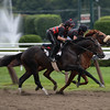 Mr Speaker and Ragtime at Saratoga.<br /> Coglianese Photos/Susie Raisher