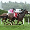Time and Motion wins Lake Placid Stakes Aug. 21, 2016.<br /> Jamie Coulter/Coglianese Photos