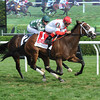 Stephanie's Kitten wins the Lake Placid Stakes.<br /> Photo by Coglianese Photos