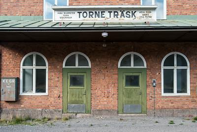 Torneträsk old station bulilding, 2014-08-26 by Terje Storjord